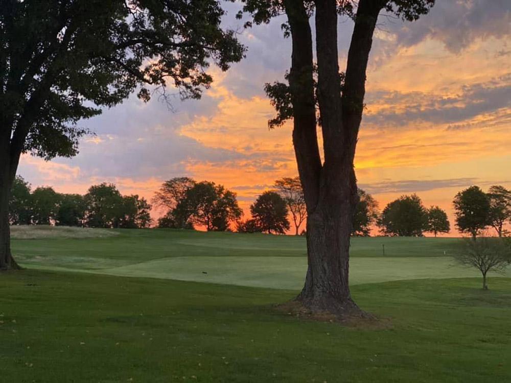Hannastown Golf Club Course View