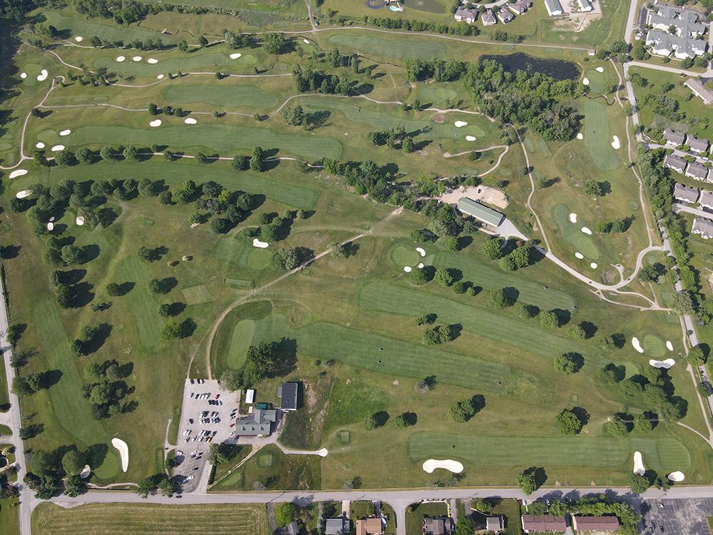 Hannastown Golf Club Course Overview