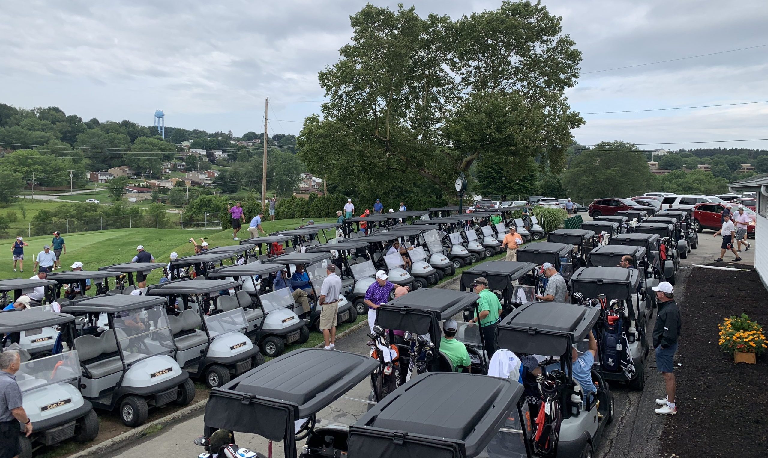 Sponsor Golf Outing in Greensburg Area